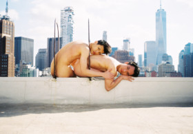 Ren Hang, courtesy Fotografiska Museum, Stockholm