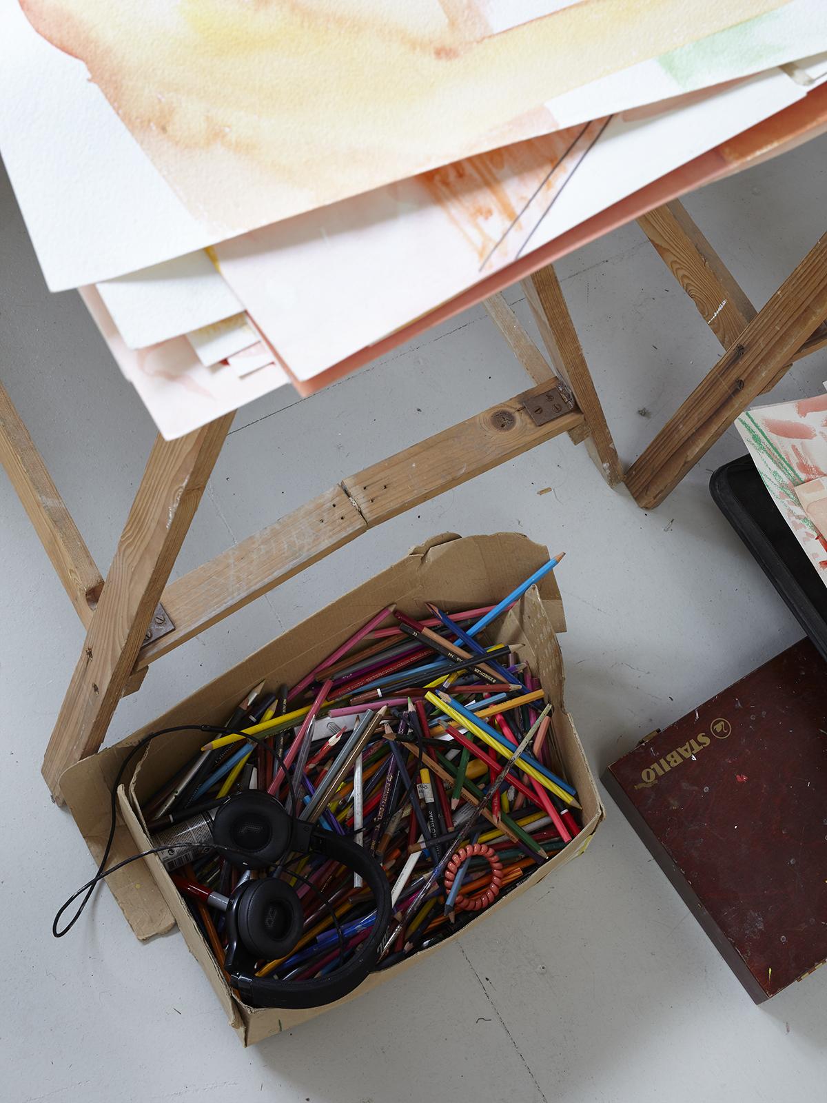 Studio Visit: Gabriella Boyd - ELEPHANT