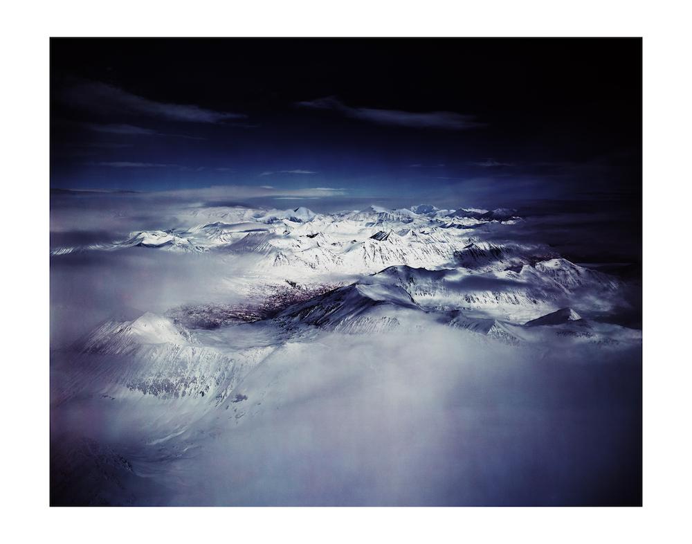 Florian Maier-Aichen, Untitled (Alaska Rendezvous), 2017 with Blum & Poe