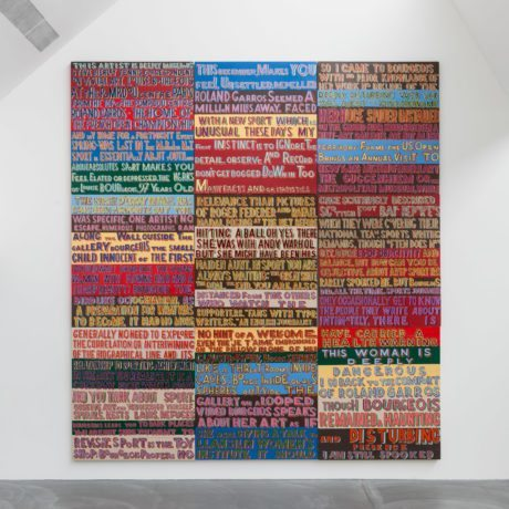 Bob & Roberta Smith, This artist is deeply dangerous, 2009