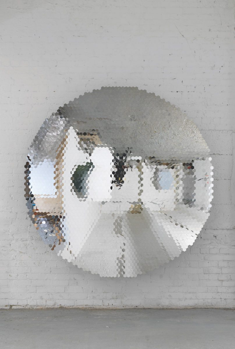 Anish Kapoor, Untitled, 2013 with Galleria Continua