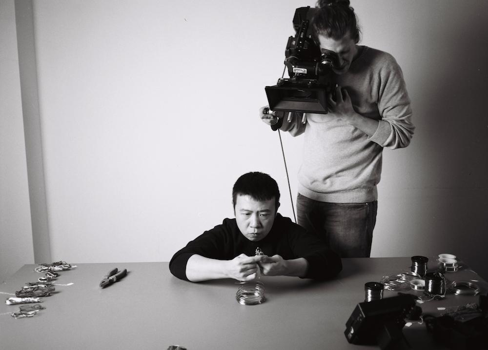 He Xiangyu, 2017