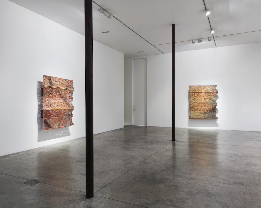 Installation view, Jorge Pardo, Victoria Miro