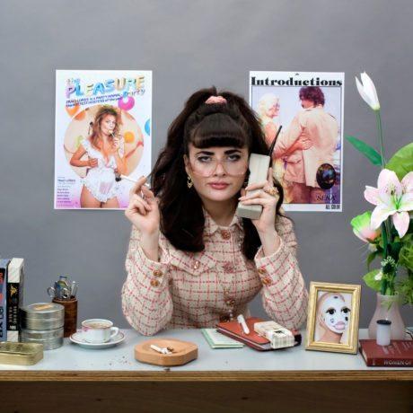 Juno Calypso, Joyce, Agency, 2011