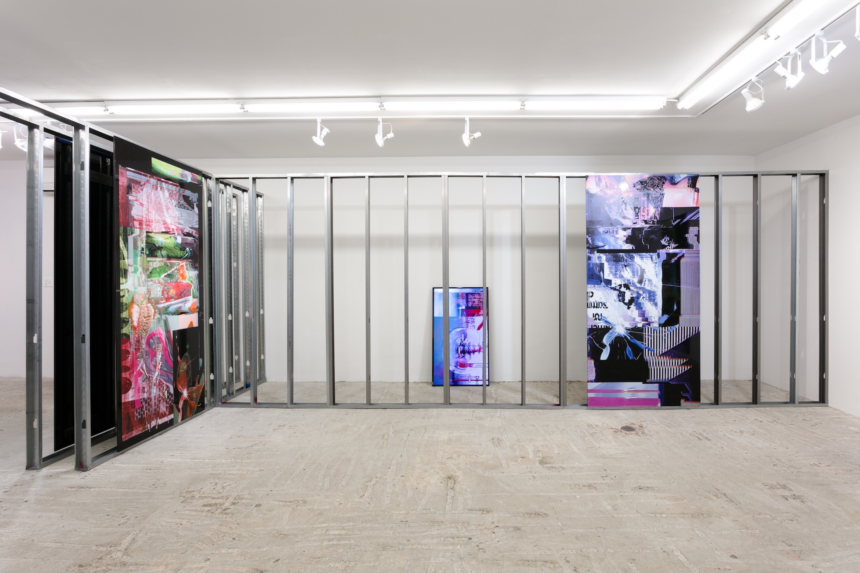 Chris Dorland, Civilian, installation view at Lyles & King