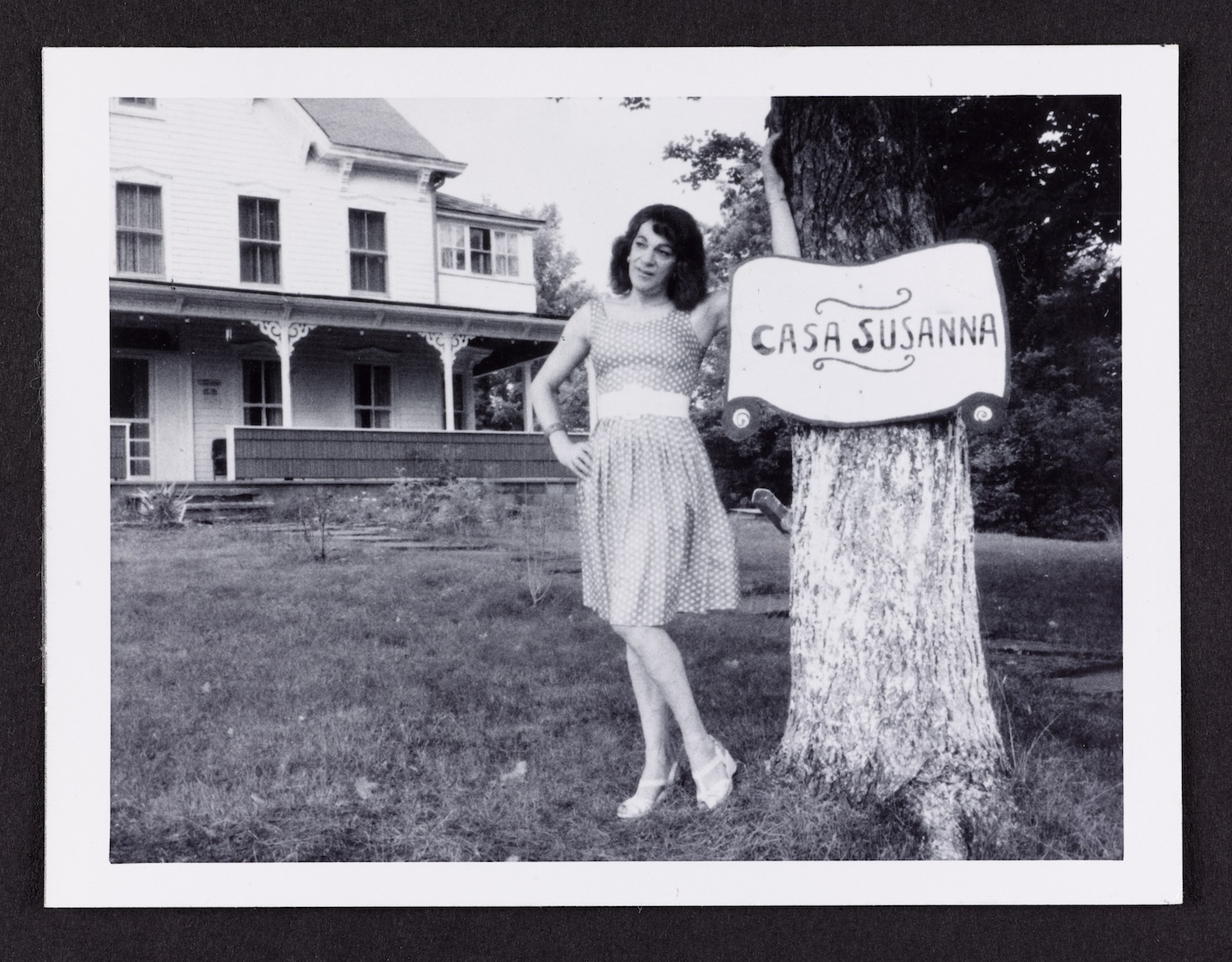 Susanna at Casa Susanna, Casa Susanna Collection, Attributed to Andrea Susan, 1964-1969 © Art Gallery of Ontario