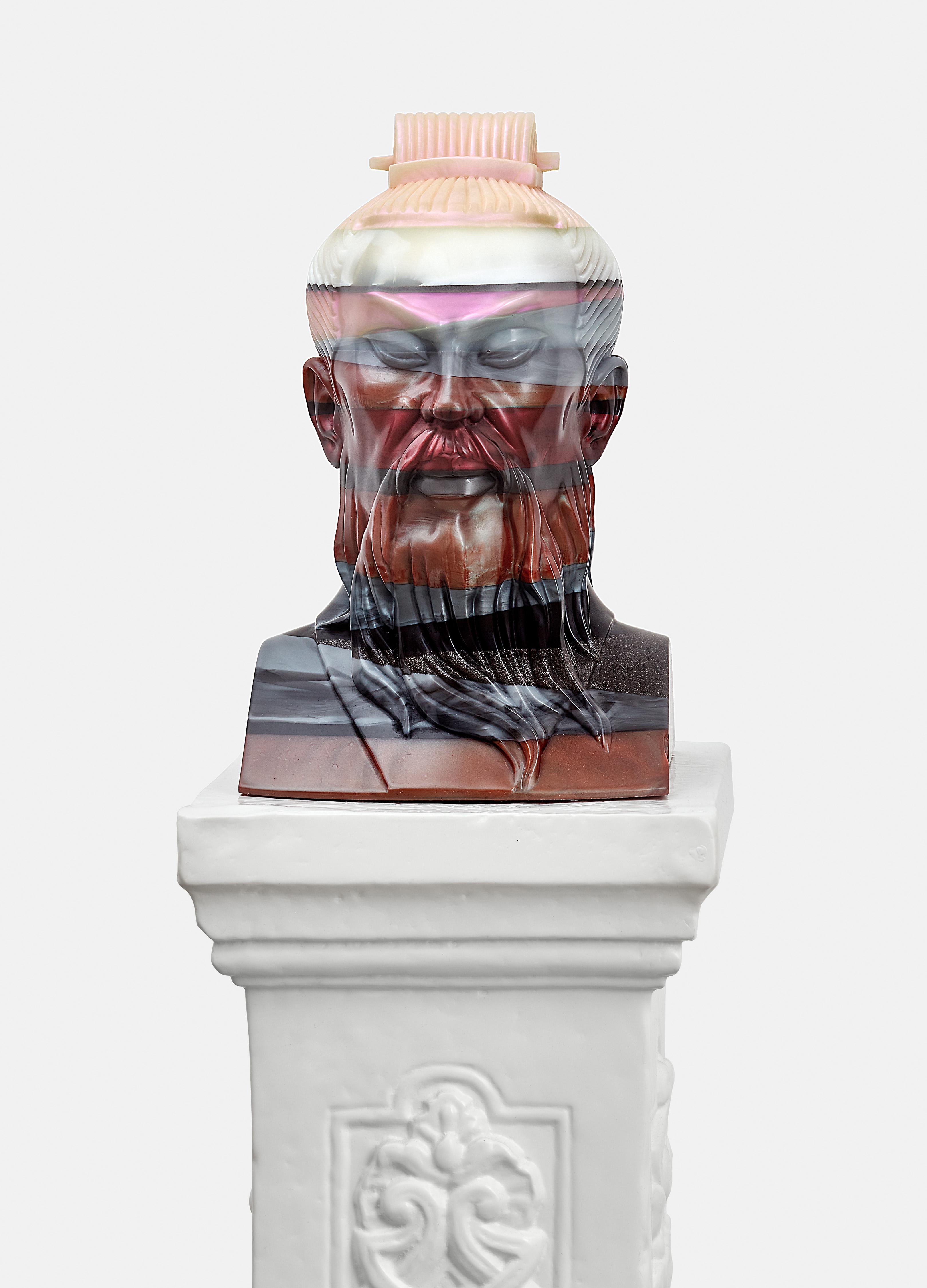 Oliver Laric, Sun Tzu Janus (detail), 2018. Courtesy of the artist and Tanya Leighton, Berlin