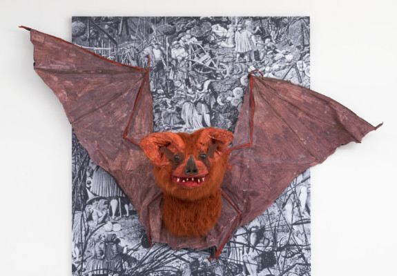 Marvin Gaye Chetwynd, Bat, 2018