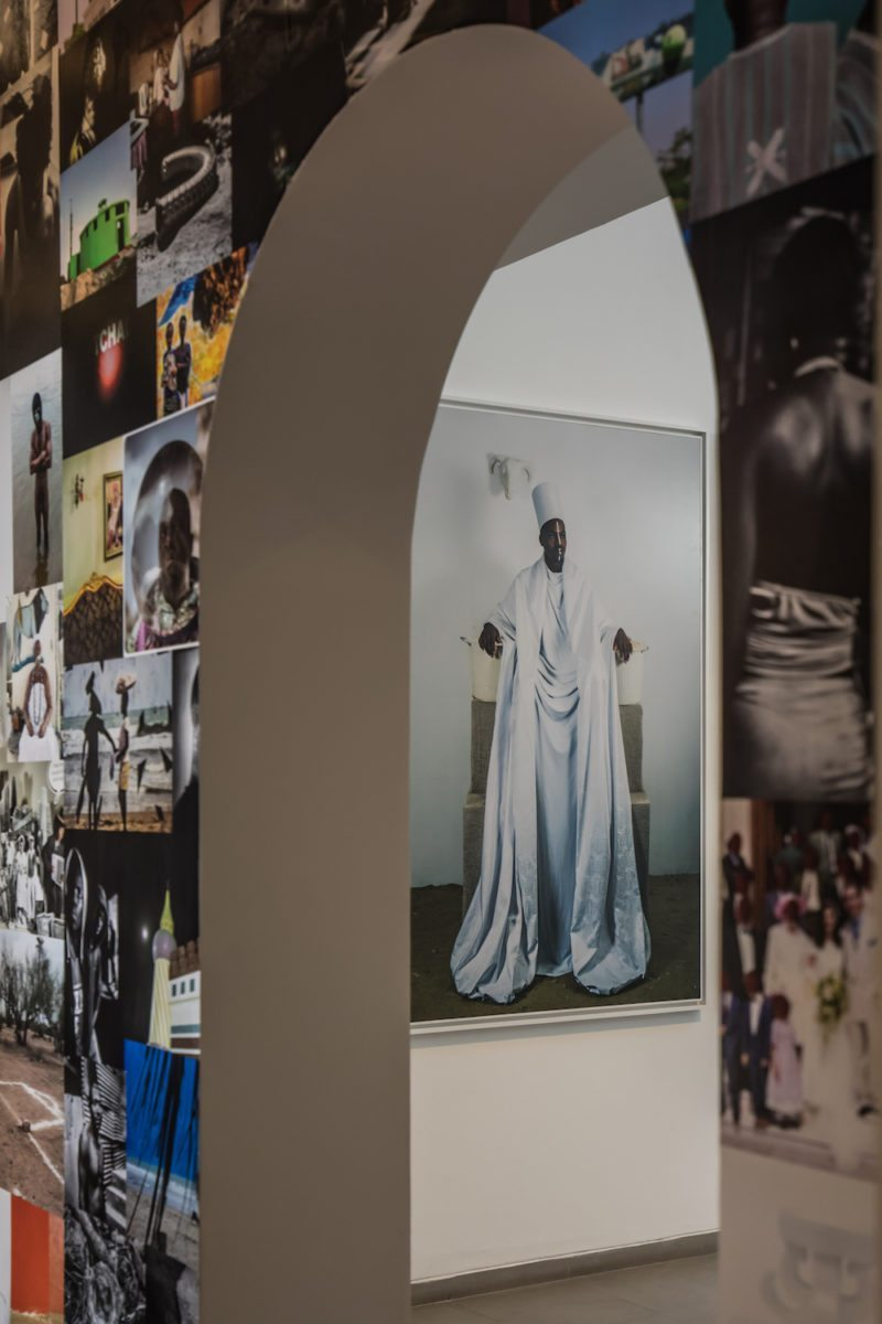Installation image of Africa Is No Island at MACAAL, photo credit Saad Alami (3)