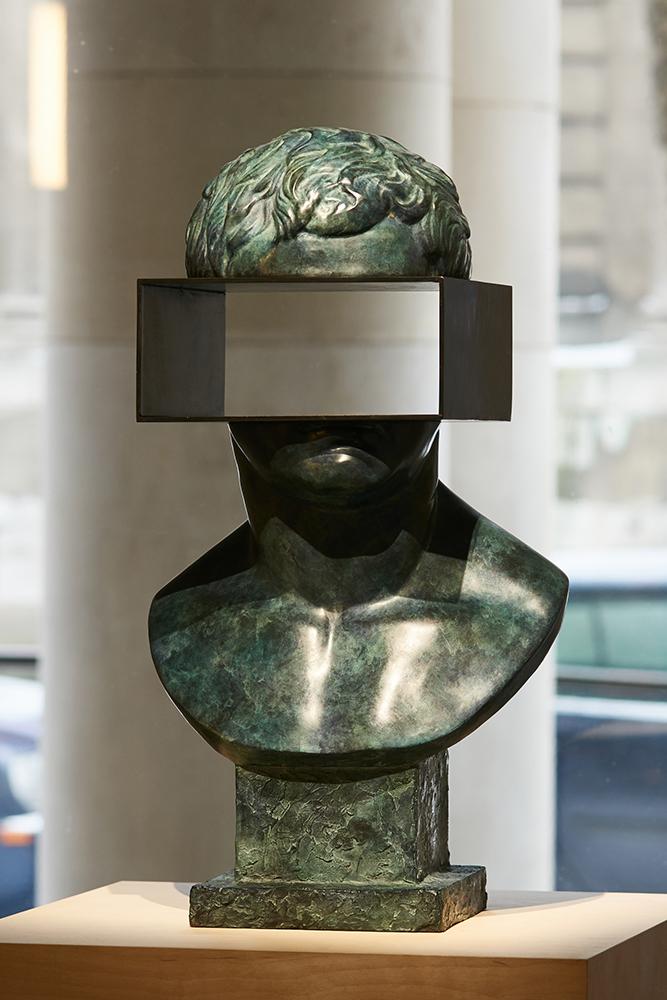 Sacha Sosno, Le Bon Guetter Courtesy King's College, London