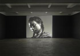 Luke Willis Thompson, autoportrait, 2017, now on show at The Photographers' Gallery