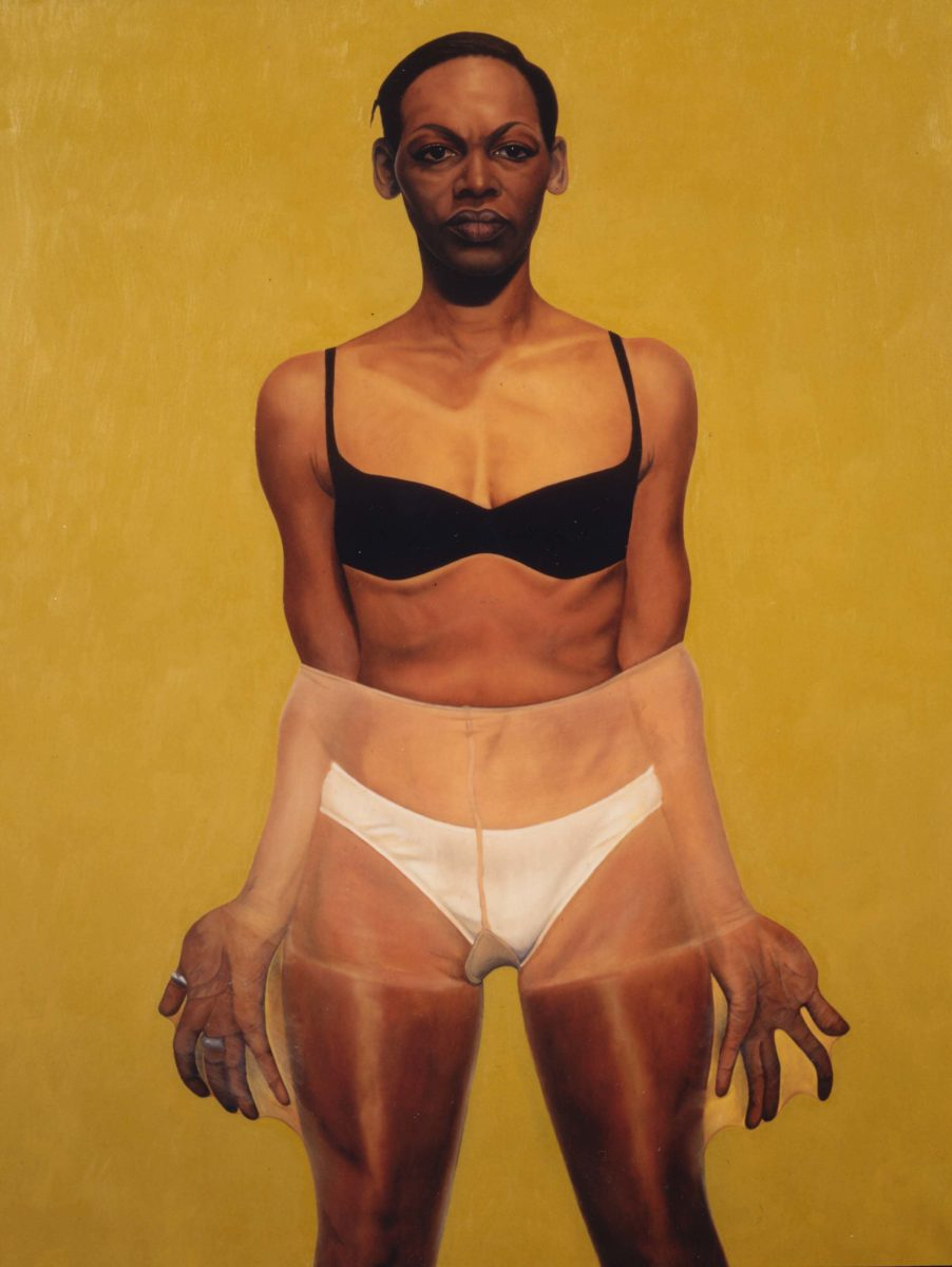 Sadie Lee, Flesh-coloured Tights, 1996, Private Collection © Sadie Lee