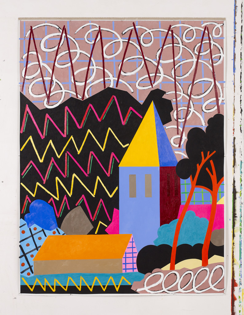 Leen Voet, #43 - 1987-10-31 Bert Vandael series, 2018. Courtesy Kristien Daem