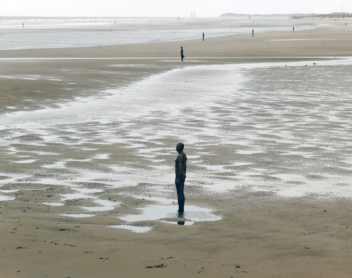 Antony Gormley, Another Place, 1997