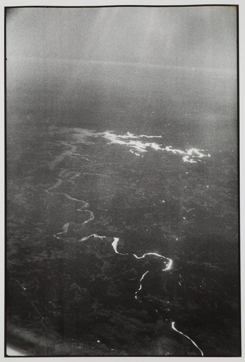 Zoe Leonard, Untitled Aerial (Shiny River No.2), 1988 - 2008 with Galleria Raffaella Cortese