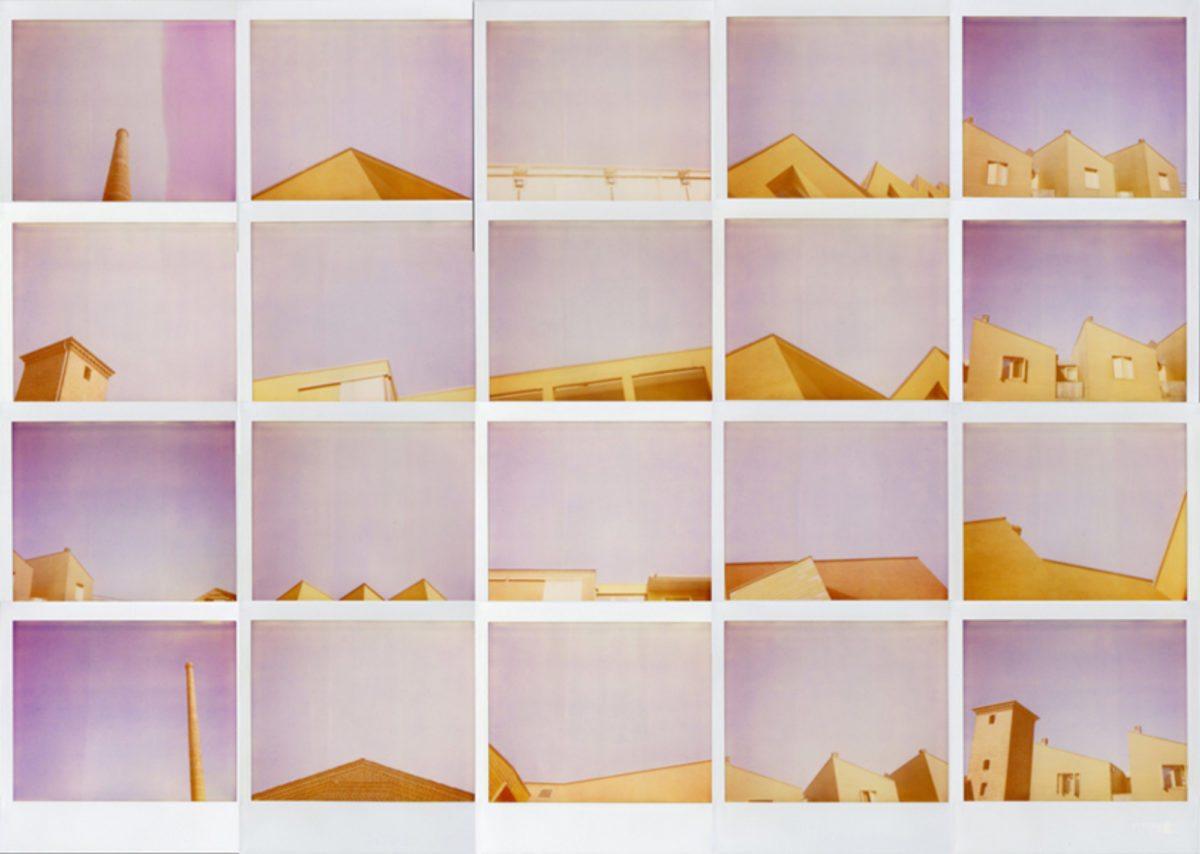 Andrea Tonellotto, Composizione #3, 2015 with Heillandi Gallery