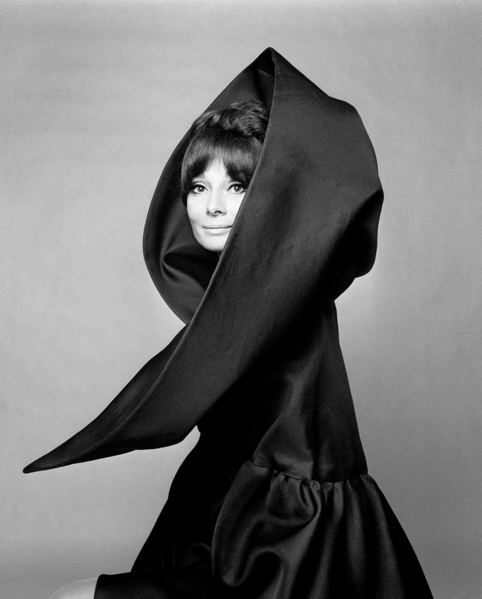 Gian Paolo Barbieri, Audrey Hepburn Valentino Roma, 1969 with 29 Arts in Progress Gallery