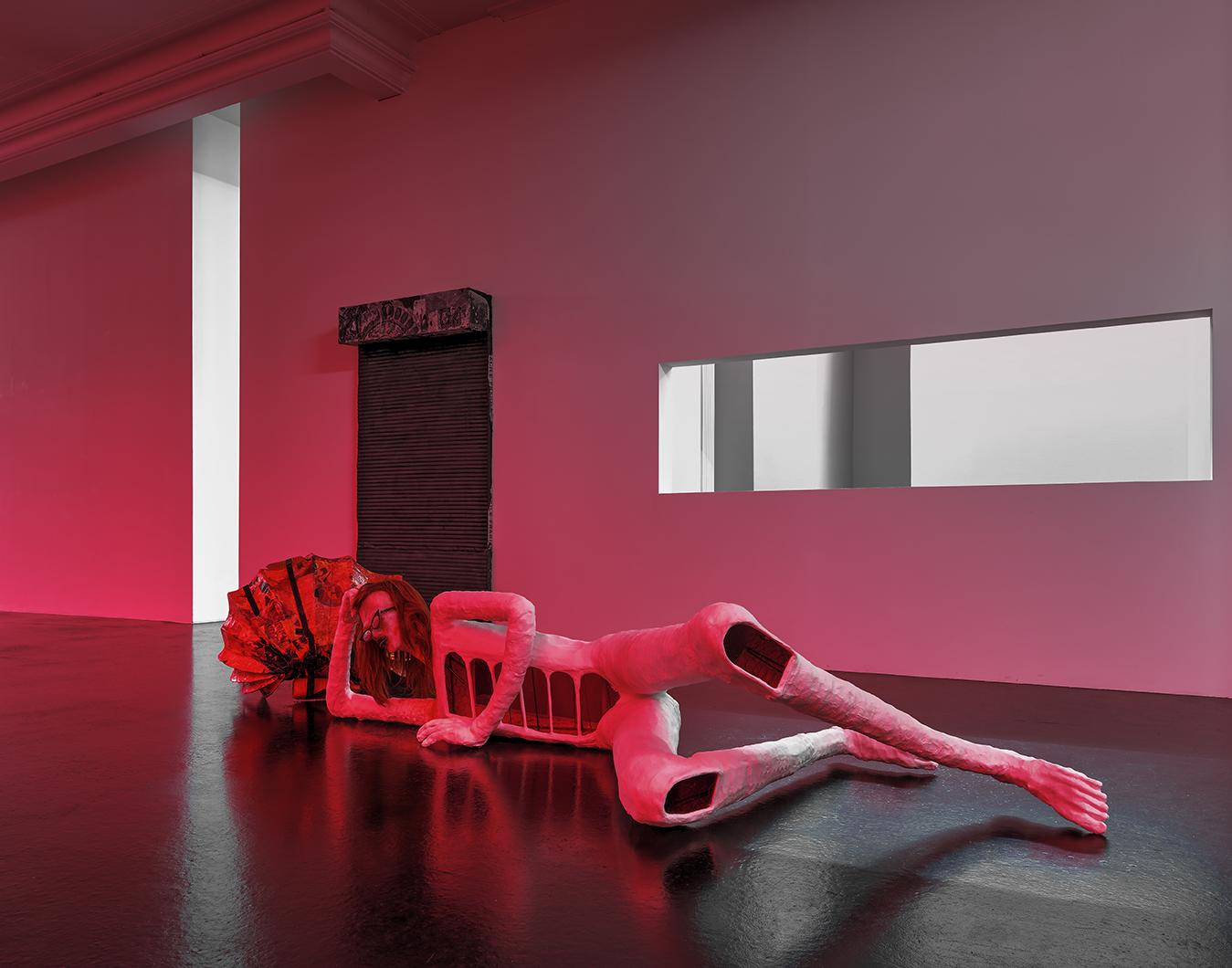Installation view, photo: Matthias Kolb