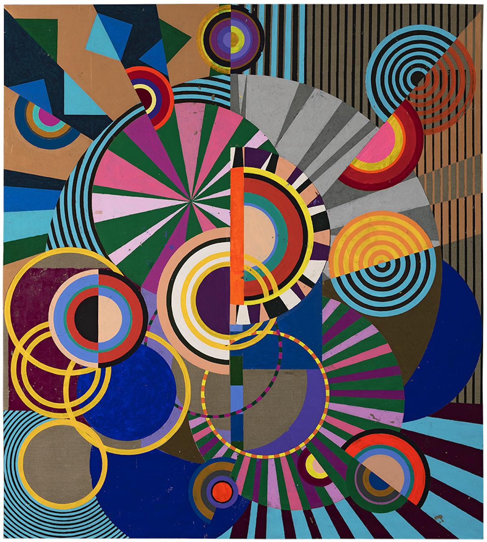 Beatriz Milhazes on Bridget Riley and Mathematical Dreams ...