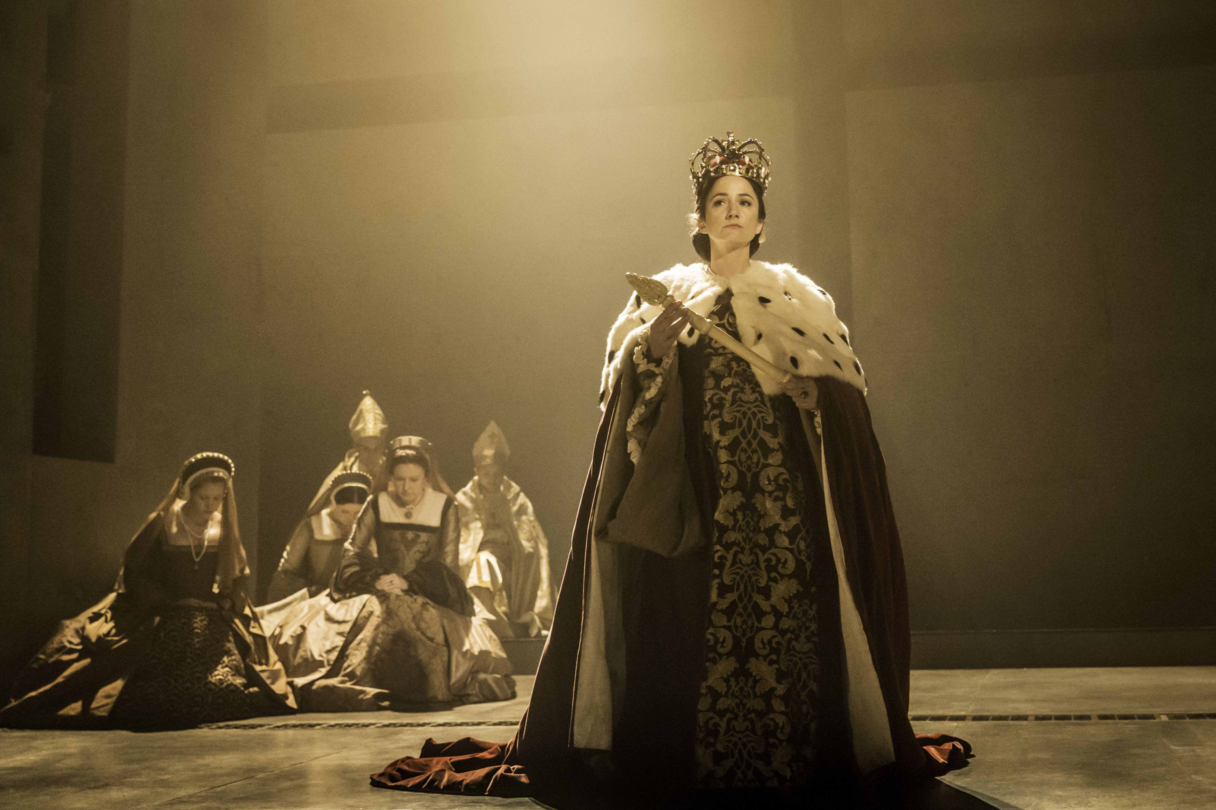 Wolf Hall, The Royal Shakespeare Company, 2014, photo: Johan Persson