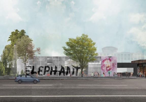 Elephant West White City Place West London Art Space Magazine Liddicoat and Goldhill