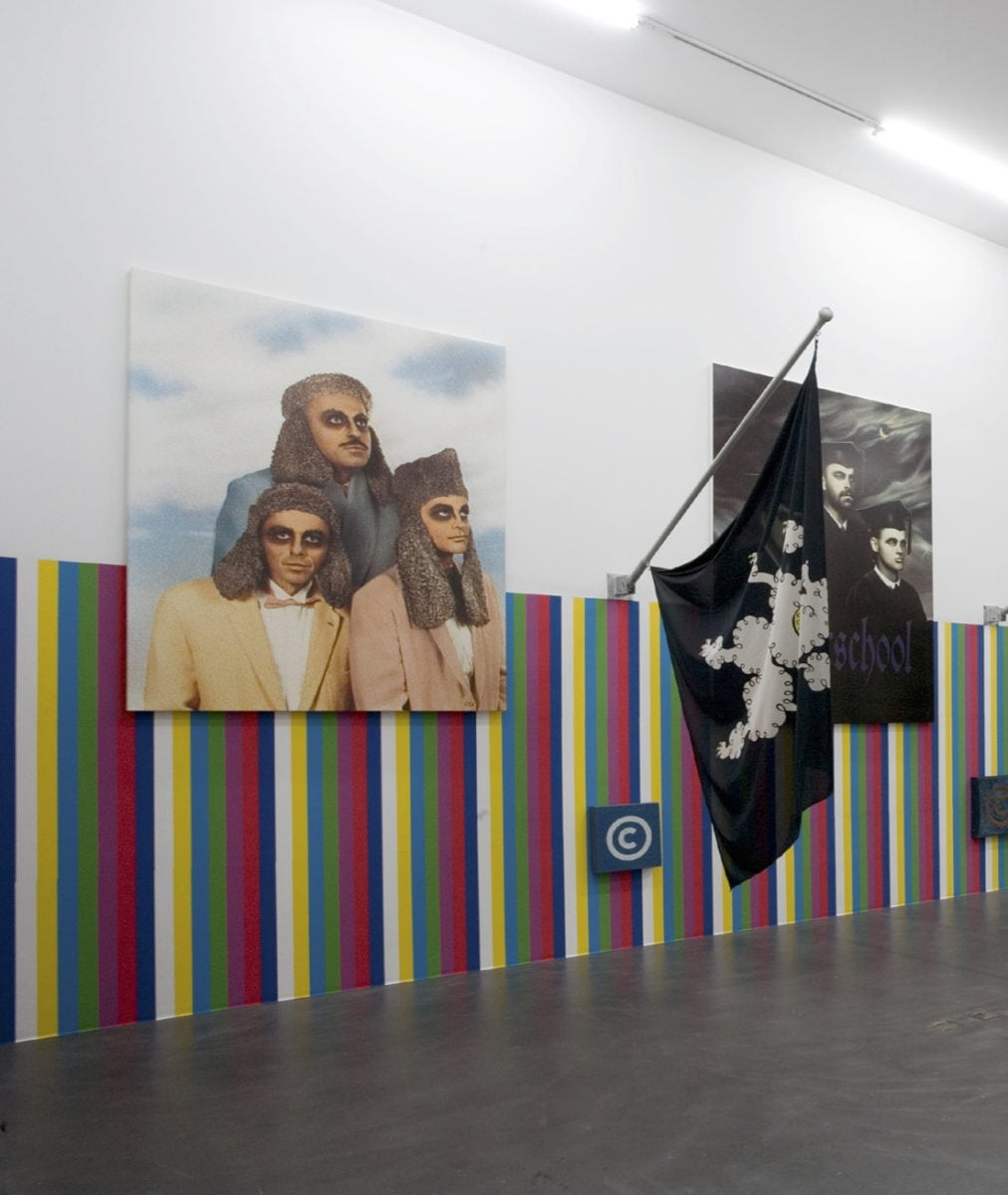 General Idea: Maureen Paley, with Mai 36 Galerie, Mitchell-Innes & Nash, Esther Schipper