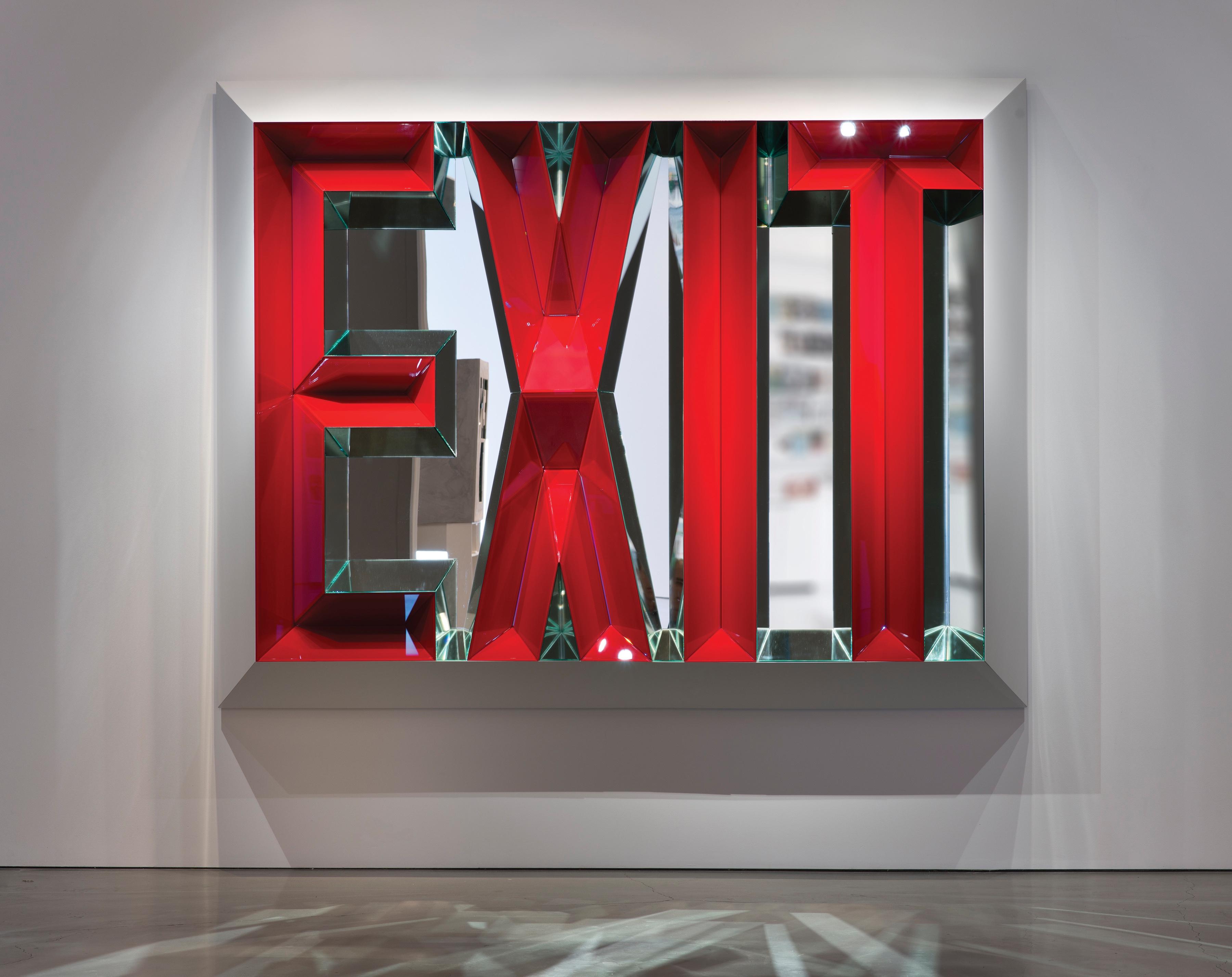 EXIT (Large), 2014 Doug Aitken