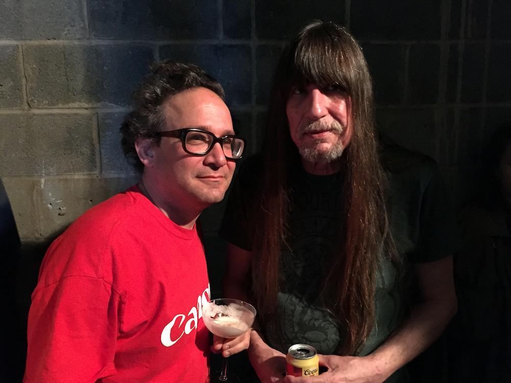 David Hollander and Paul Major