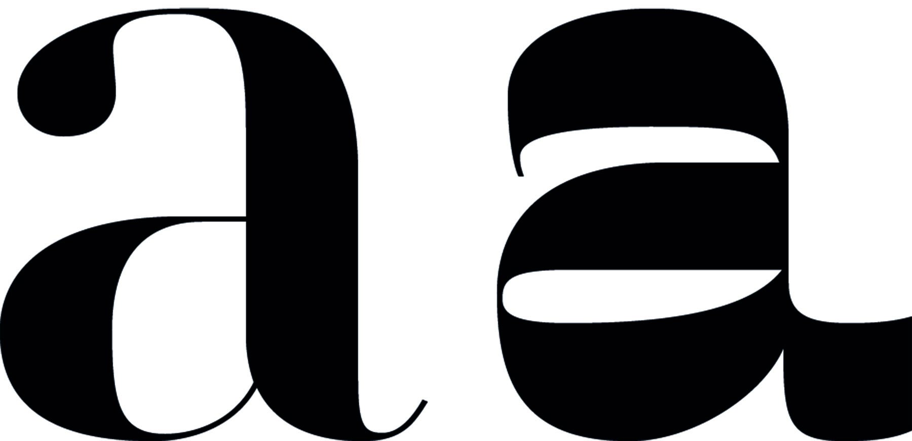 Karloff Beta AA, Peter Bi'lak, Typotheque, 2012