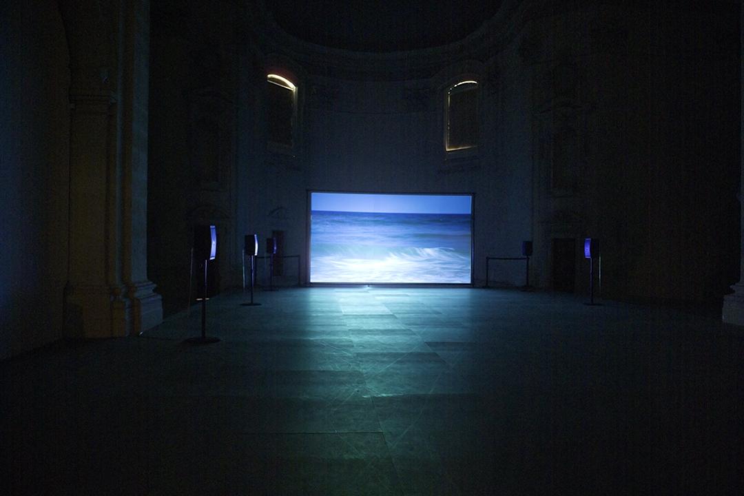 Thierry Kuntzel, The Waves, 2003, courtesy Musée d'Arts