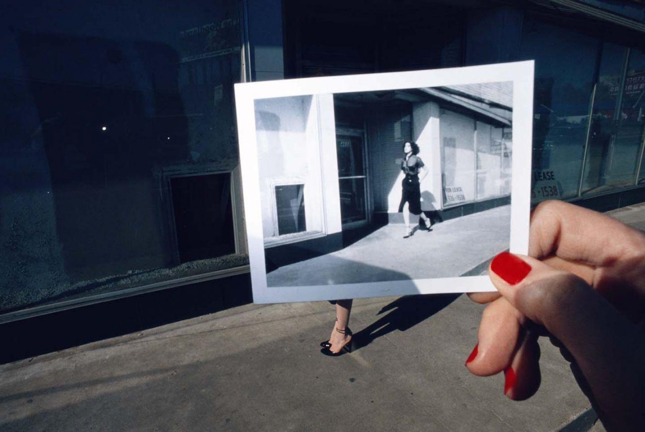 berlin polaroid guy bourdin photography