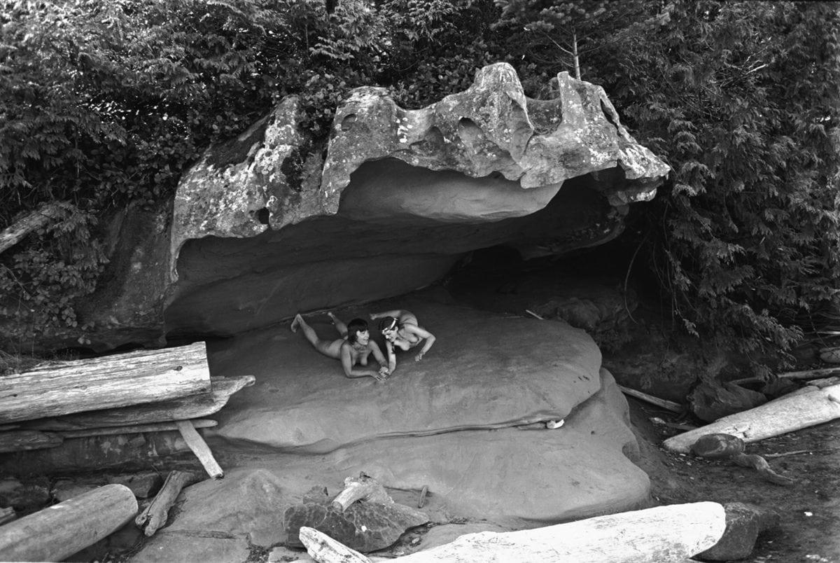 1972_Aphrodite'sBirthII_Hornbyisland,BritishColumbia