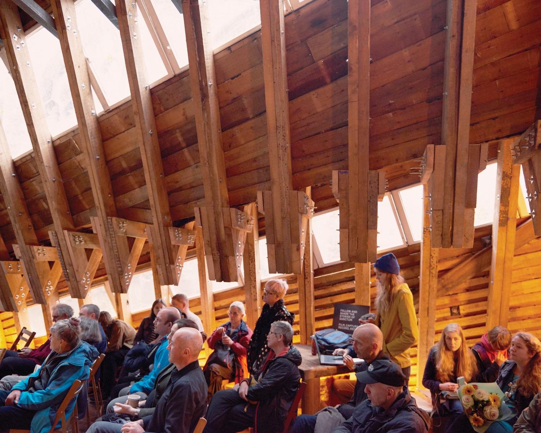 Theaster Gates Bristol Sanctum 2015 Urbanism Architecture Artist Elephant Magazine Cities