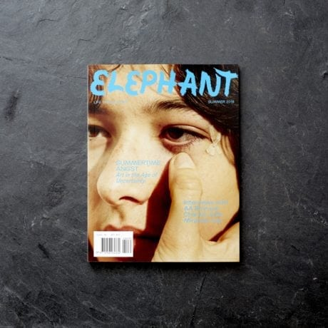 Elephant issue 35 angst