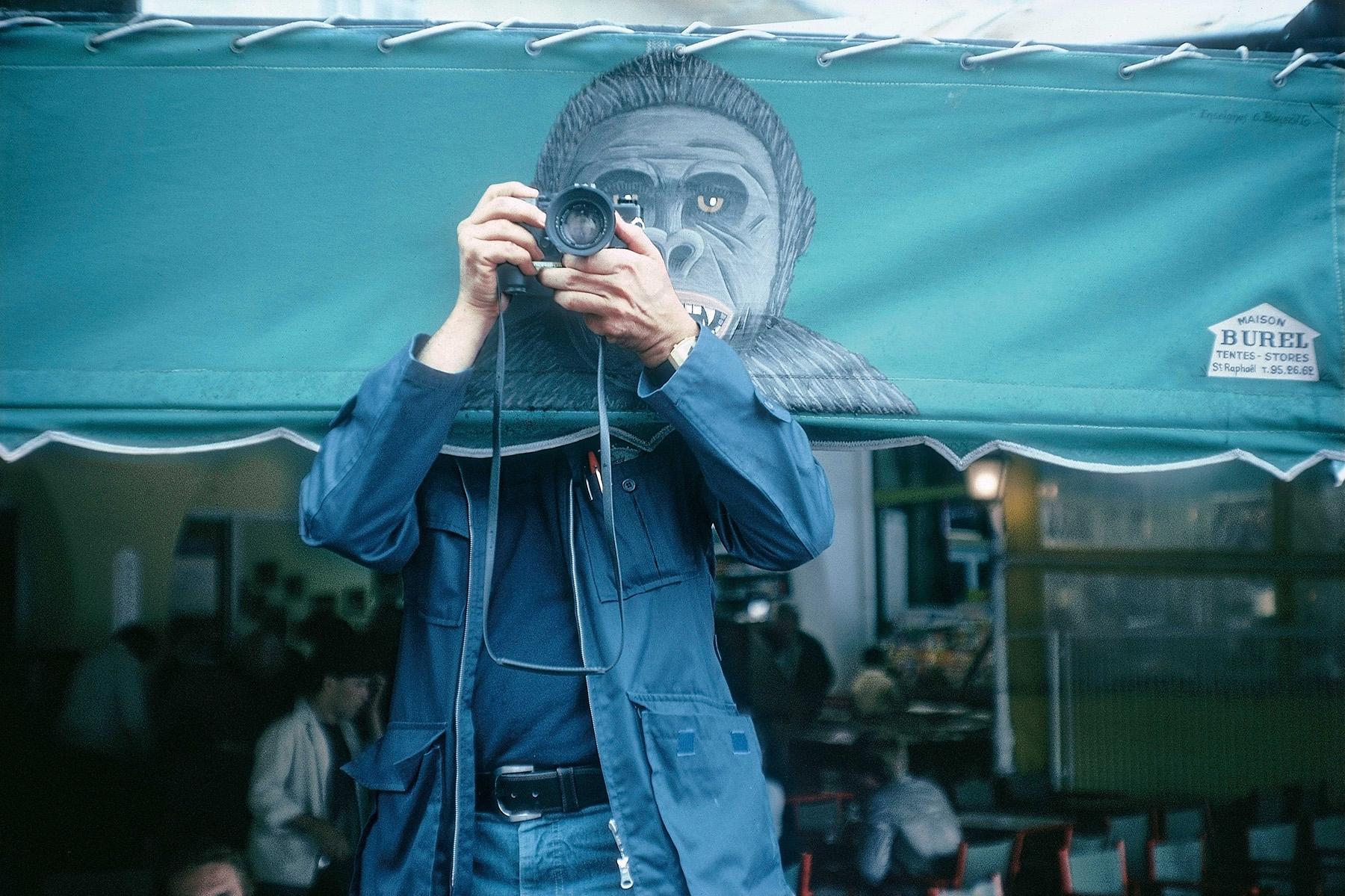 Elliott Erwitt, France, Saint Tropez, 1979, Fondation Telefonica
