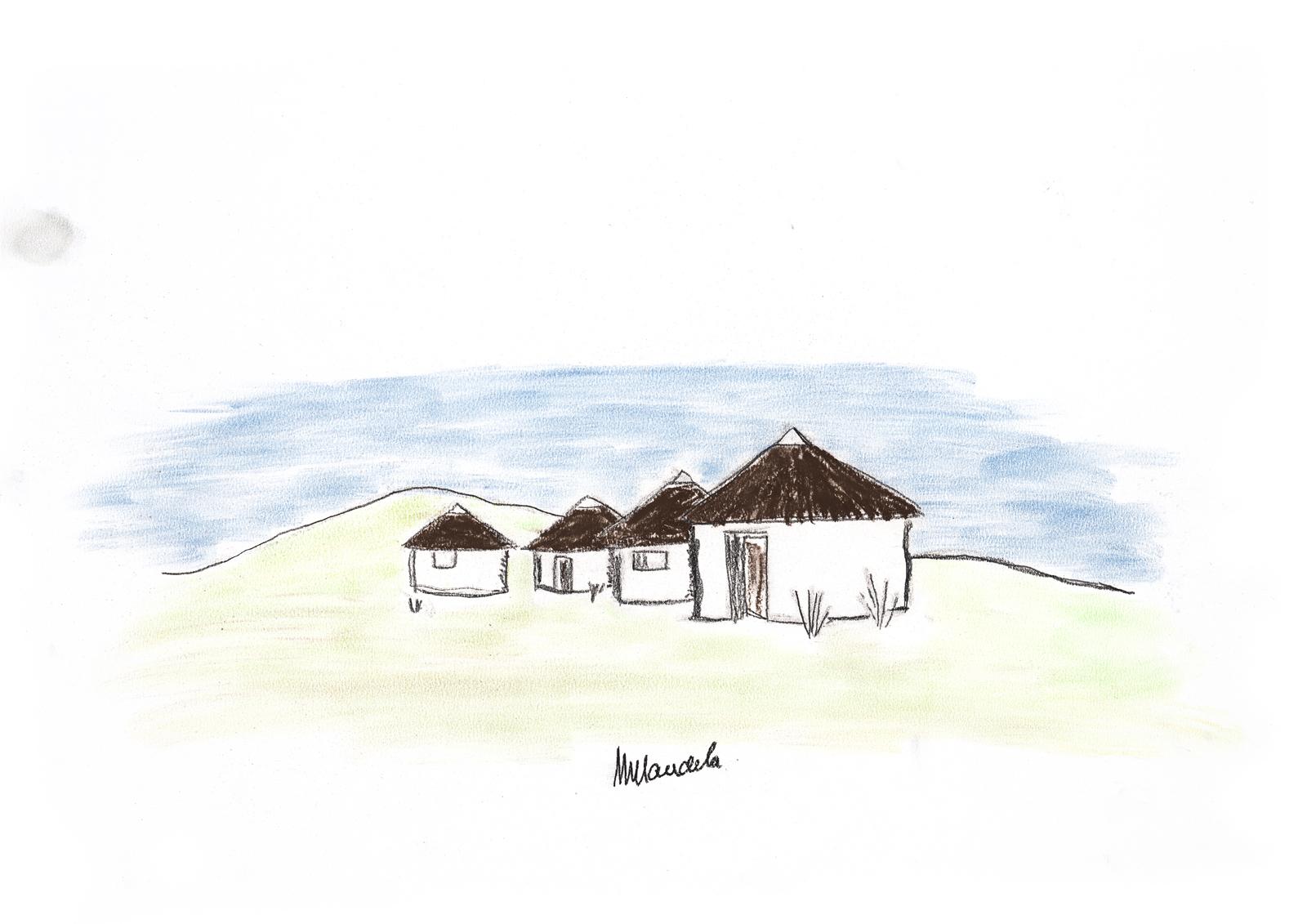 Nelson Mandela, Qunu, Mvezo. Courtesy WeTransfer