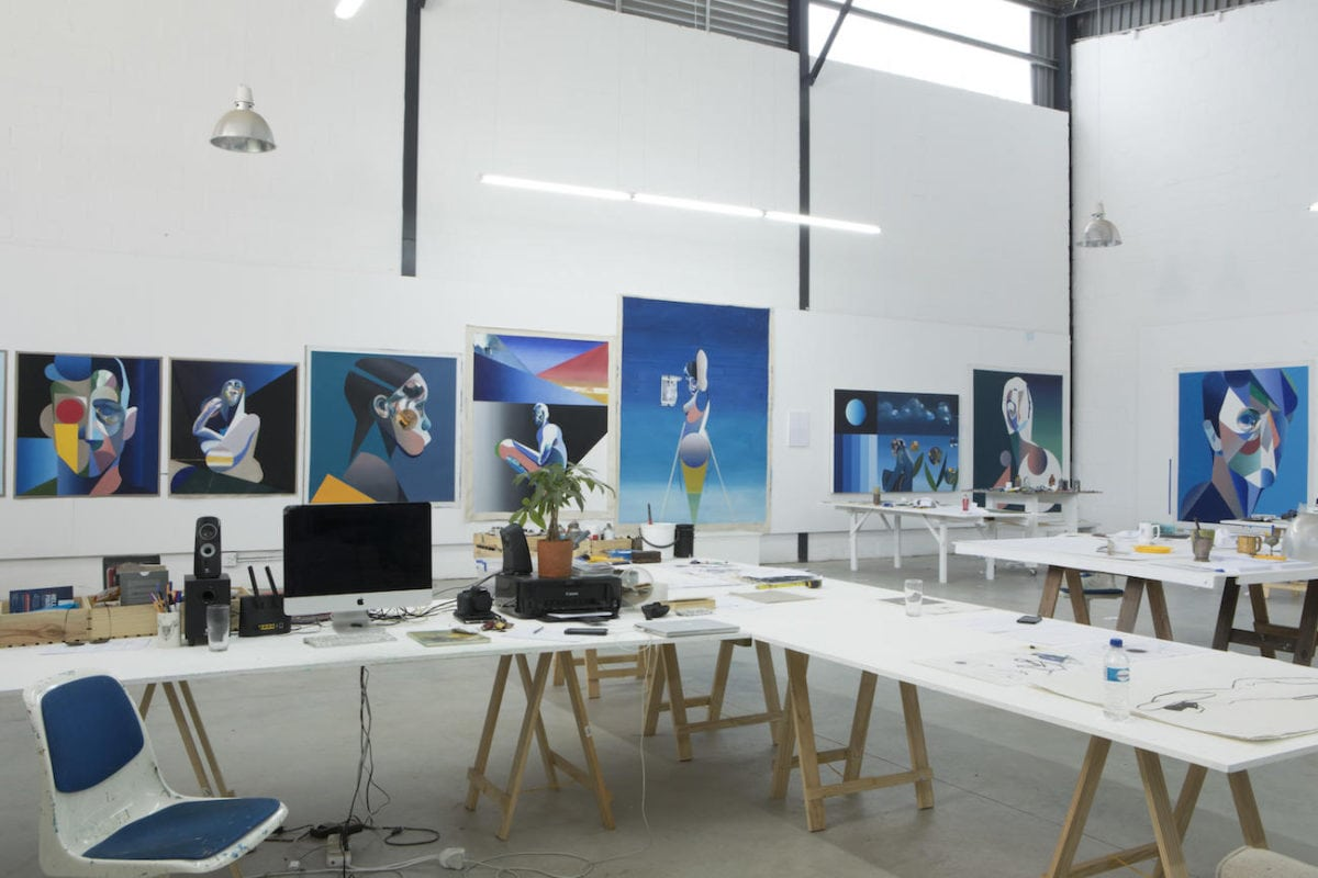 Ryan Hewett Studio 2
