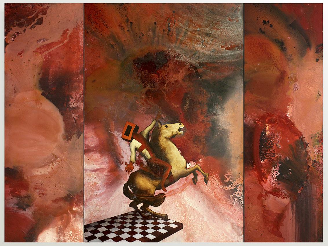 Tom de Freston, Demons Land, 2015-6