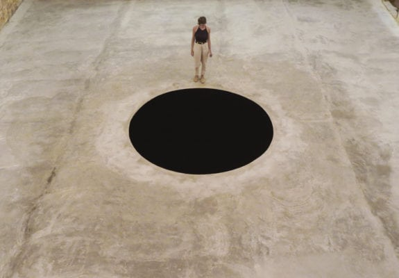 Anish Kapoor, Descent Into Limbo, Havana (2016). Photo by Paola Martinez Fiterre, courtesy of Galeria Continua