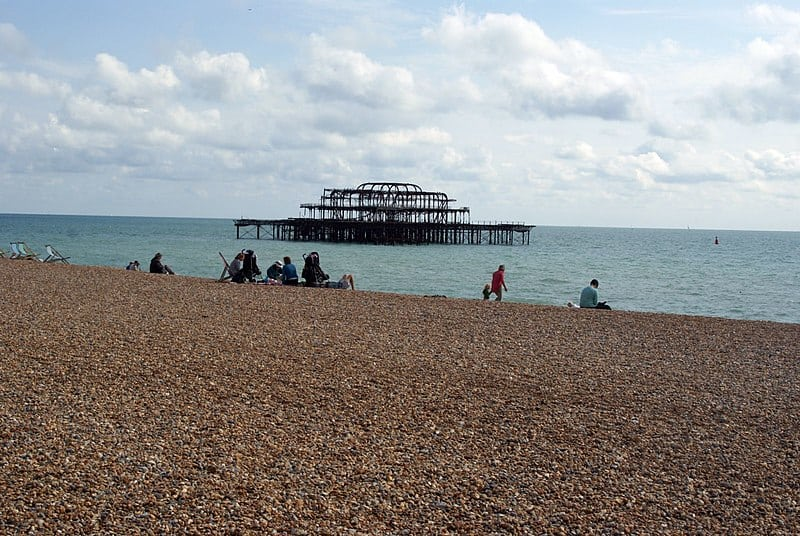 Brighton West Pier. Image courtesy Txllxt TxllxT