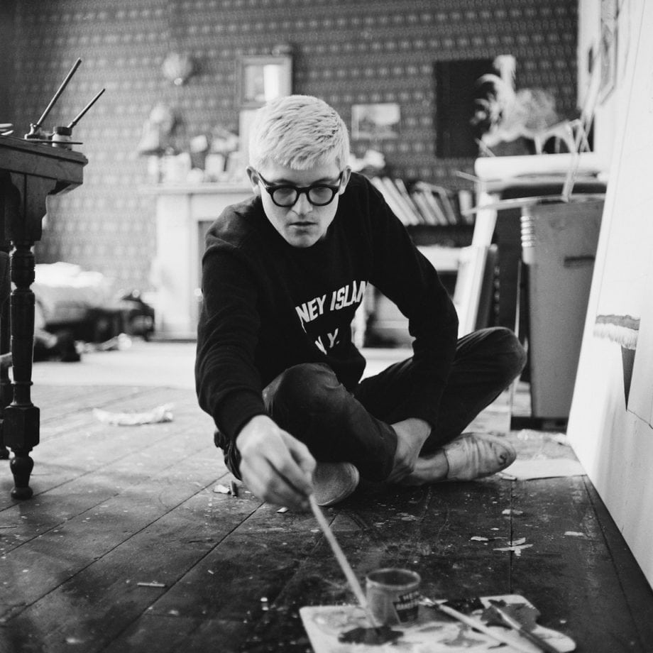 David Hockney © Tony Evans/Timelapse Library Ltd/Hulton Archive/Getty Images