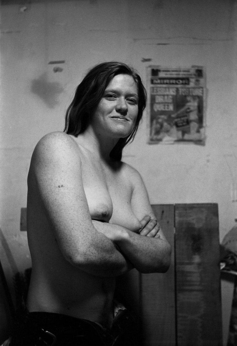 Marlene, New York, 1969. Courtesy of  the Artist.