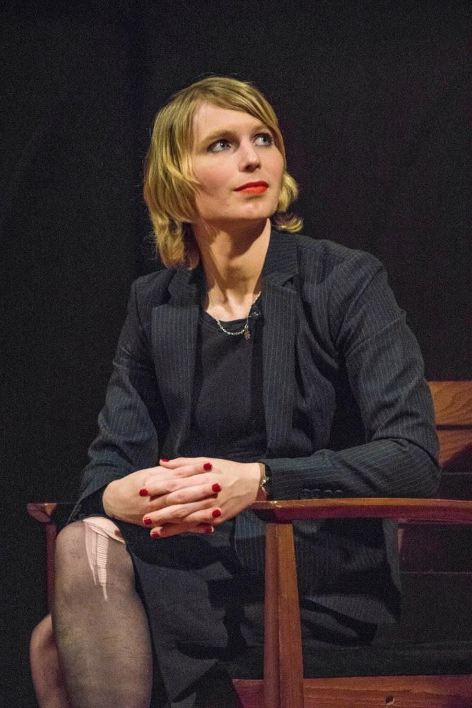 Chelsea Manning. Courtesy: ICA, London