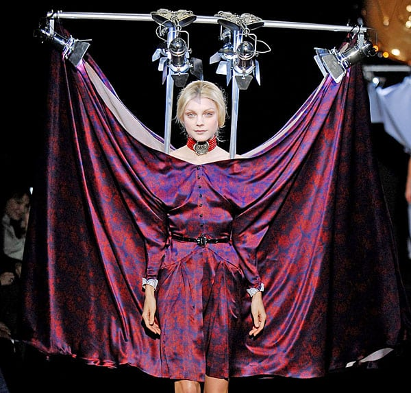 Viktor & Rolf, ready-t-wear, Fall 2007