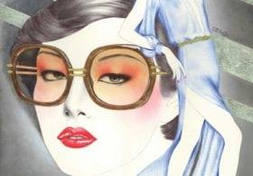 Cary Kwok, Qipao - Hong Kong (1970s), 2012 drawing phaidon vitamin d