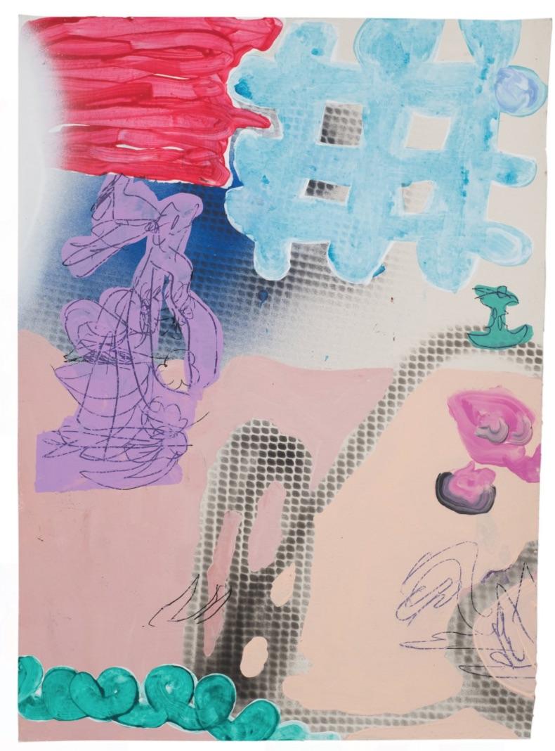 PLUS ONE Gallery, Antwan Horfee, Microscope 3, 2017