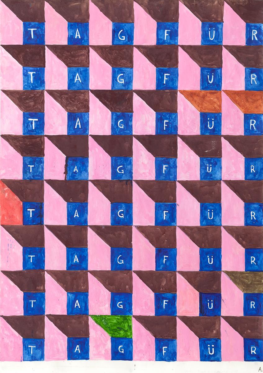 Patrick Heide, Contemporary Art, Martin Assig, Tag fur, Tag fur, 2013