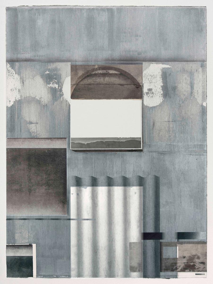 Quimera Nacha Canvas, Untitled n2 from RAS, 2017