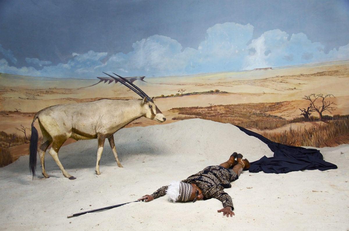 Kiluanji Kia Henda, The Last Journey of the Dictator Mussunda N'zombo, Before the Great Extinction: Act V