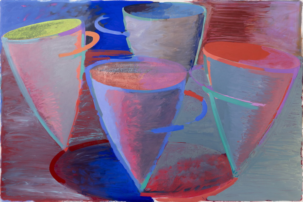 Group Therapy, 1988-89. Oil on canvas